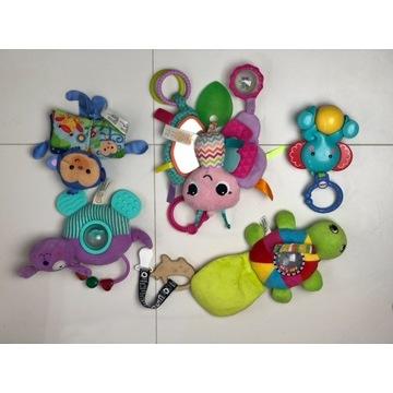 Zestaw zabawek sensorycznych niemowlę