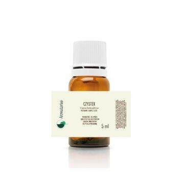 Czystek 100% czysty olejek eteryczny