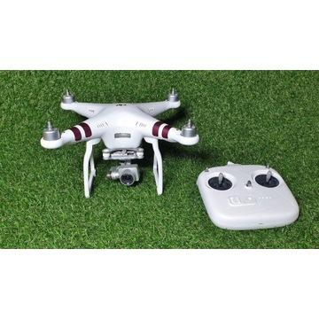 Dron DJI Phantom 3 Standard z kamerą