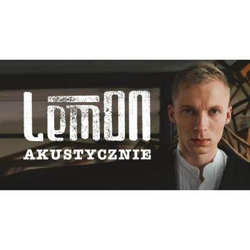 BILET LemON Akustycznie (Warszawa 09.09)