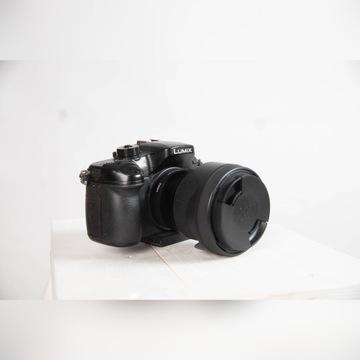 Aparat Panasonic DMC-GH4R + Obiektyw Sigma