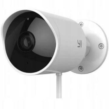 Yi outdoor camera 1080i