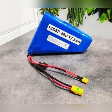pakiet bateria e-bike 48V 13S5P 17,5 Ah