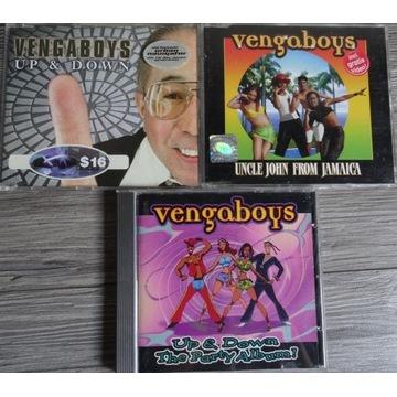 VENGABOYS  album + single RARYTAS! OKAZJA