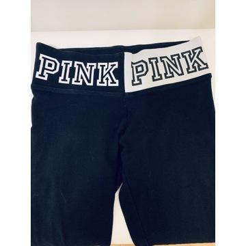 Legginsy PINK roz. XS