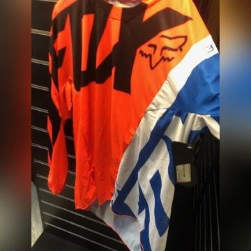 koszulka cross/enduro  fox 360 rozmiar xxl