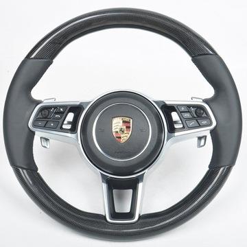 Kierownica carbon Porsche 911, Panamera, Macan