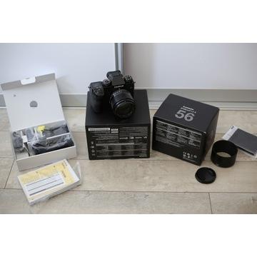 Fuji X-H1 + XF 56 1.2R zestaw na gwarancji PL