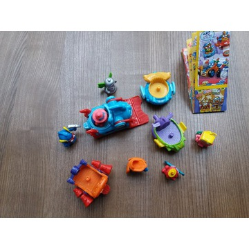 Super zings - figurki i pojazdy
