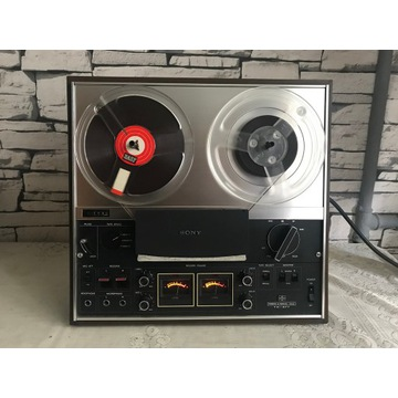 Magnetofon szpulowy SONY TC-377