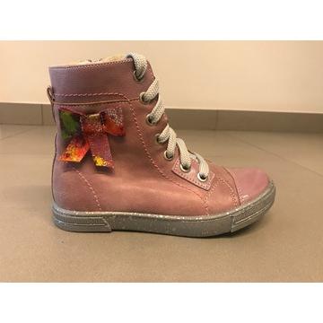 Trzewiki, buty dziewczęce 29 KORNECKI, okazja!!