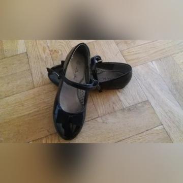 Lakierki pantofelki rozm 34