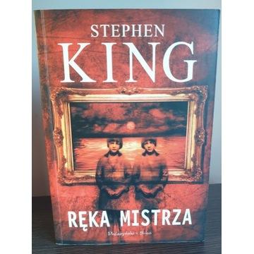 Stephen King - Ręka mistrza