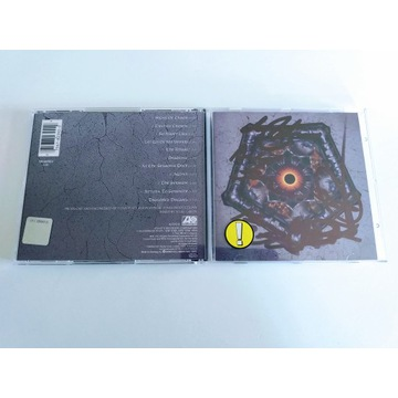 "TESTAMENT - ""The Ritual""  CD"