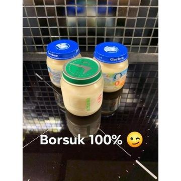 Smalec z Borsuka 100%