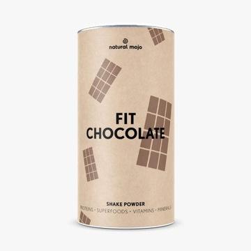 NATURAL MOJO FIT SHAKE KOKTAJL-CHOCOLATE-czekolada