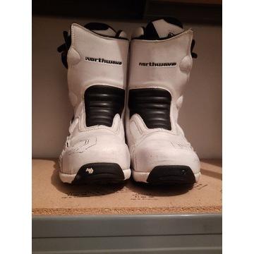 Buty snowboardowe Northwave T-Track white 10/11 43