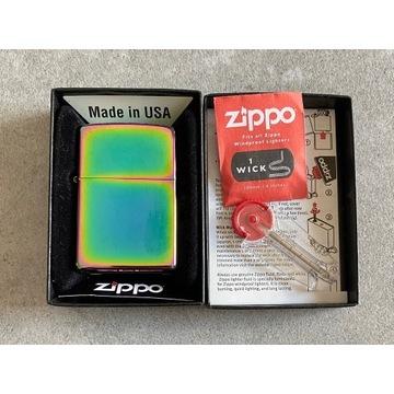 Zippo spectrum zapalniczka benzynowa