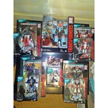 Transformers Combiner Wars Defensor