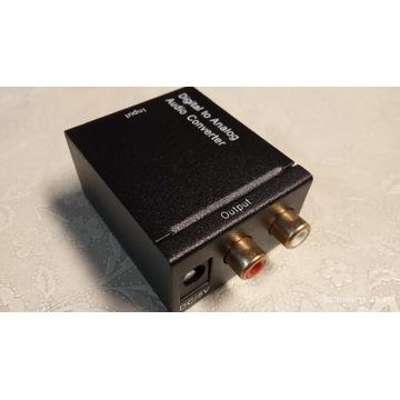 Przetwornik cyfrowo analogowy DAC