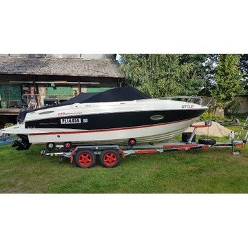 Motorówka jacht BAYLINER CUDDY 642 4.3MPi 2016 r