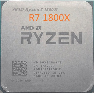 AMD Ryzen 1800X gwar. 03/2021r. jak 2700/ ZAMIANA!