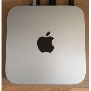 Mac Mini 2010 Dysk SSD Apple komputer
