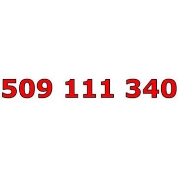 509 111 340 ORANGE ŁATWY ZŁOTY NUMER STARTER