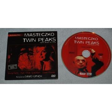 Miasteczko Twin Peaks Ogniu Krocz Za Mną  DVD