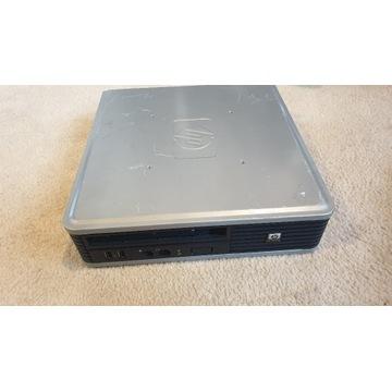 HP DC7800 USFF C2D STICKER VISTA