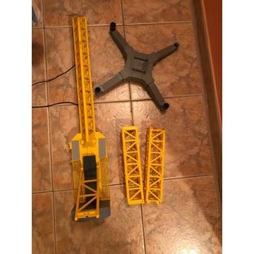 PLAYMOBIL Dźwig plac budowy żuraw 5466 Duży 68cm