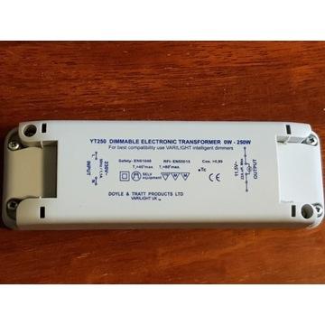 TRANSFORMATOR ELEKTRONICZNY YT250 0-250W