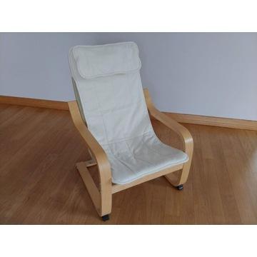 fotelik POANG IKEA - stan b. dobry!