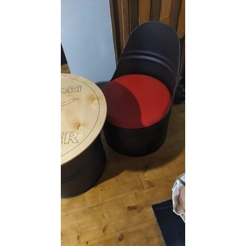 Siedziska wewnętrzne do beczki 570mm /różne kolory