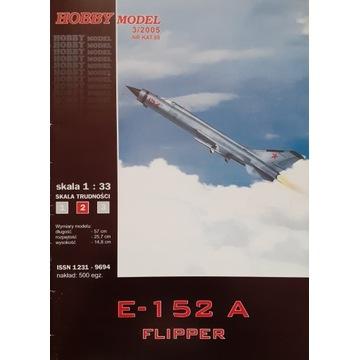 Flipper Hobby model. Druk offset. Unikat.