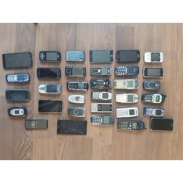 ZESTAW 34 TELEFONÓW TANIO