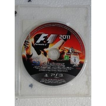 F1 2011 Gra na Ps3