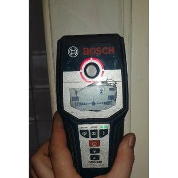 Bosch gsm 120 detektor