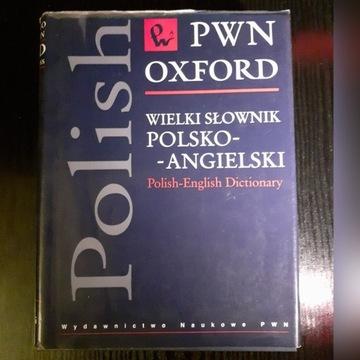 Słownik polsko angielski OXFORD