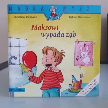 Mądra mysz - Maksowi wypada ząb - Nowa