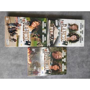 RANCZO  sezony 1,2,3 DVD