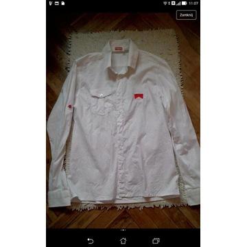 Koszula biała Marlboro S