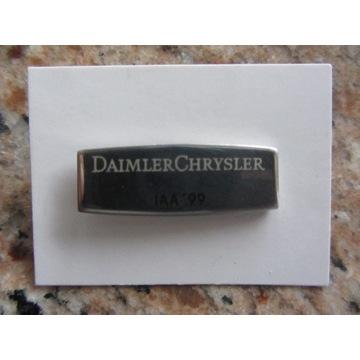 Odznaka, znaczek, przypinka DAIMLER-CHRYSLER