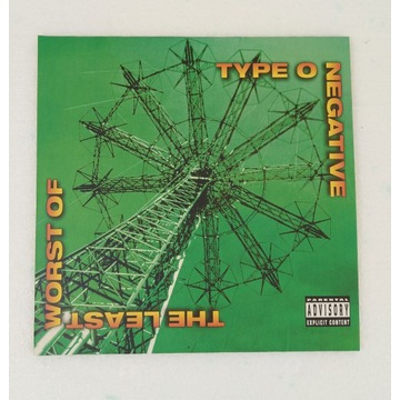 Type O Negative - The Least Worst Of 2xLP