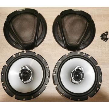 Głośniki samochodowe do auta KENWOOD KFC 162 165mm