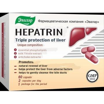 HEPATRIN Evalar, 30 tab. liver protection