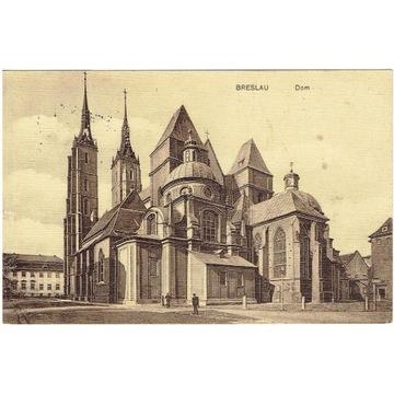 Wrocław, Breslau, Dom