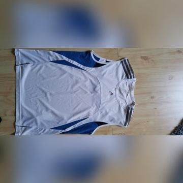 Koszulka bezrękawnik Adidas clima wentylowana