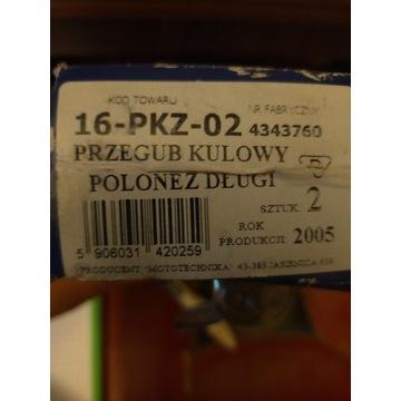 Przegub kulowy Polonez Długi 16-PKZ-02