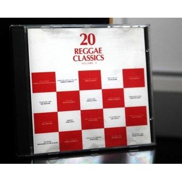 20 REGGAE CLASSICS vol.3 CD